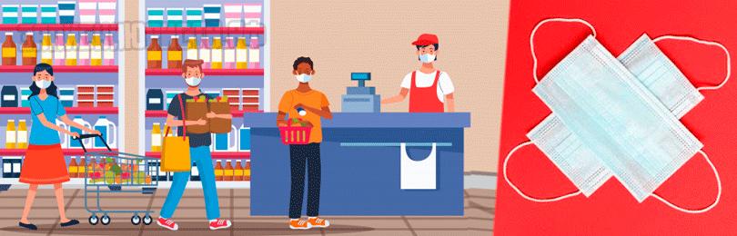 Покупатели без масок не обслуживаются — законно ли? Что предпринять?